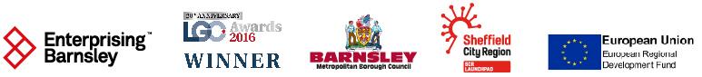 Logo for Enterprising Barnsley